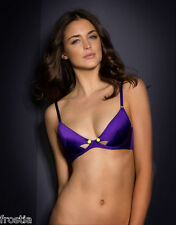 AGENT PROVOCATEUR SEXY PURPLE JANET POPPER BRA MOST SIZES AVAILABLE BNWT