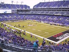 (2) Pittsburgh Steelers @ Baltimore Ravens Tickets - CLUB LEVEL!