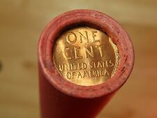 ONE UNSEARCHED - Lincoln Wheat Penny Roll Double GEM VDB Reverse