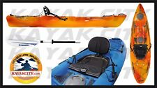 Wilderness Systems Tarpon 100 Kayak w/Free Paddle - Mango
