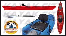 Wilderness Systems Tarpon 120 Kayak w/Free Paddle - Red