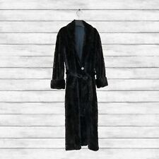 Furs2Love™ 1232: *Black Dyed Sheared Mink Paws Coat - Reversible*