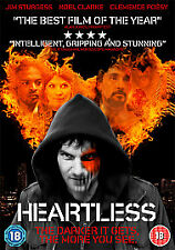 Heartless DVD (2010) Jim Sturgess