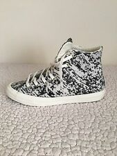 Converse Women's Chuck Taylor All Star black and white High Top Sneakers