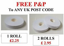 Up To 2 Rolls of Double Sided FOAM Adhesive Sticky Tape Size 1.8cms x 4.5mtrs