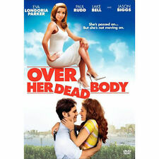 Over Her Dead Body (DVD, 2008) L@@K A Lot More! FS Stocking Stuffer