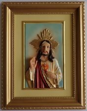 Religious Wall Decoration/Picture for Kids, Jesus/Pope/Child Praying