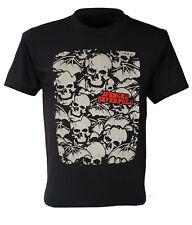 Avenged Sevenfold A7X t-shirt skulls American heavy metal rock band tee S to 2XL