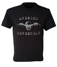Avenged Sevenfold T-shirt new A7X logo American heavy metal retro rock band