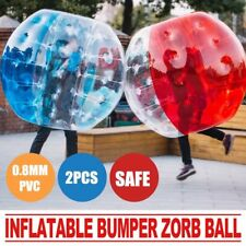 Outdoor Activity Inflatable Bumper Bubble Soccer Zorb Ball Buffer Loopy Ball LN