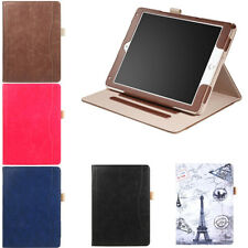 Magideal Trifold Smart Wake Sleep PU Case Cover Stand For iPad Air1/Air2/9.7