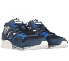 New Mens Adidas Originals ZXZ 930 Athletic Shoes size 10.5 Navy Blue D67652