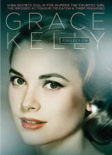 NEW Grace Kelly Collection - 6 films plus interview (DVD, 2014, 7-Disc Set)