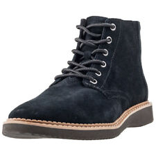 Toms Porter Mens Boots Black New Shoes