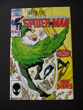 Web of Spider-man  #24 VF/NM  1987 High Grade Marvel Comic