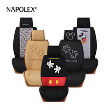 NEW LISTING- NAPOLEX Disney Mickey Minnie Mouse Car Seat Cover Cushion