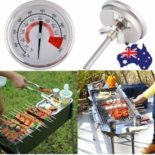 Outdoor Gear Camping Cook Food Tool Barbecue BBQ Grill Thermometer Temp Gauge A~