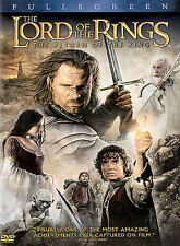 The Lord of the Rings: The Return of the King (DVD, 2004, 2-Disc Set)BRAND NEW