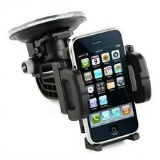 For AT&T PHONES - MULTI-ANGLE ROTATING CAR MOUNT WINDSHIELD HOLDER CRADLE