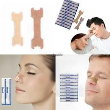 New 50Pcs Better Breath Nasal Strips Large Tan Right Aid To Stop Snoring CLSV
