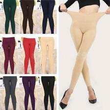 Women Thick Warm Winter Stockings Socks Stretch Tights Opaque Pantyhose HOT K3S9