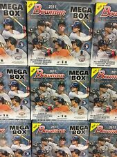 2017 Bowman Chrome Baseball Mega Box Mojo- Complete Your 150 Card Set