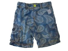 Mexx Boy's Children's Jeans Shorts Paper Size 98 - 152