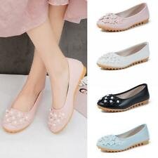 Womens Pointed Toe Shoes Ballet Flats Plus Size 40 Casual Shoe Womens Loafers