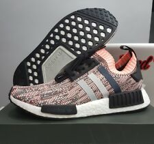 ADIDAS WOMEN'S NMD_R1 GLITCH PINK CAMO W BB2361 100% AUTHENTIC FAST SHIPPING