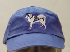 SIBERIAN HUSKY DOG HAT WOMEN MEN EMBROIDERED CAP Price Embroidery Apparel