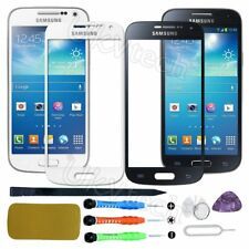 Front Outer Screen Glass Lens Replacement+Tool Kit For Samsung Galaxy S4 MINI US