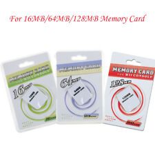 16MB 64MB 128MB 2043 Block Memory Card for Nintendo Gamecube Wii Console NGC GC