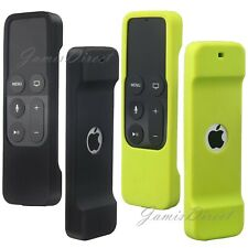 Silicone Protective Case Cover for Apple TV 4, 4K Siri Remote Control Shockproof