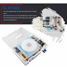UNO Project Electronic Starter Kit with Tutorial Breadboard for Arduino R3 Lot L