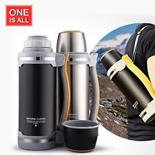 2L Vacuum Insulated Carafe Stainless Steel Double-wall Vacuum Coffee Pot Thermos