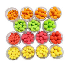1 Box Smell Pop up Fishing Lure Boilies Floating Carp Bait Soluble in Water