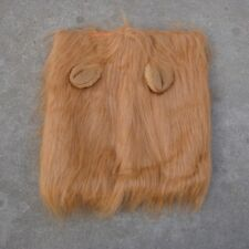 Dog Cat Christmas Party Dress Up Fancy Cosplay Costume Pet Lion Wig Clothes