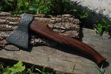 Hand Forged Viking Axe High Carbon Steel Hand made (axe-2)