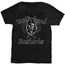 OFFICIAL LICENSED - MOTORHEAD - BASTARDS T SHIRT - METAL LEMMY NEW
