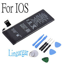 OEM for Apple iPhone 4/5/6 Li-ion Internal Replacement Battery+Suction Tools LOT