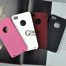 Bumper Frame Skin Cell Phone Back Hard Cover Case Protector for iPhone TXGT