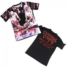 Cannibal Corpse Butchered At Birth All Over Shirt S M L XL Metal Officl T-Shirt