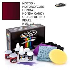 Motos - Motorcycles Honda Honda Candy Graceful Red Pearl R151CU Touch Up Paint