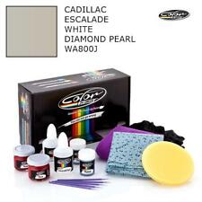Cadillac Escalade White Diamond Pearl WA800J Touch Up Paint