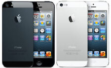 Apple iPhone 5 16GB 32GB 64GB GSM Unlocked Smartphone 4G LTE Black & White