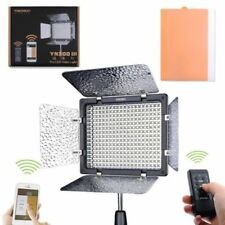 YONGNUO YN300 III 3200-5000K LED Video Light For Nikon Canon Sony Camera Lot LN