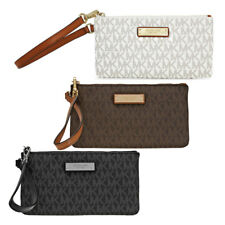 Michael Kors Medium Jet Set Wristlet- Choose color