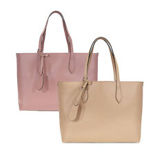 Burberry Medium Reversible Leather Tote - Choose color