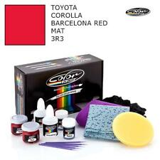 Toyota Corolla Barcelona Red Mat 3R3 Touch Up Paint