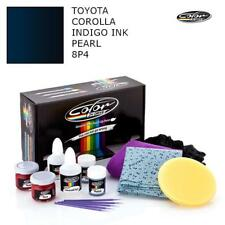 Toyota Corolla Indigo Ink Pearl 8P4 Touch Up Paint
